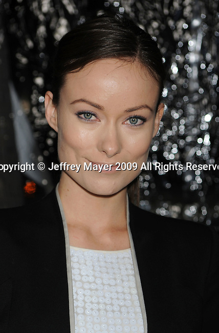 """BEVERLY HILLS, CA. - December 08: Olivia Wilde arrives at the """"Crazy Heart"""" Los Angeles Premiere at the Academy of Motion Picture Arts & Sciences on December 8, 2009 in Los Angeles, California."""