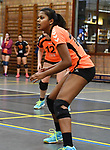 2017-10-28 / Volleybal / Seizoen 2017-2018 / Dames VC Heist-Herenthout / Hannah Luyten<br /> <br /> ,Foto: Mpics.be