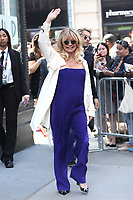 MAY 02 Goldie Hawn Seen In New York City