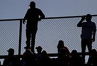 AFICION.<br /> Aficionados en el grader&iacute;o, previo al 7mo. juego de beisbol de la serie final entre Mayos de Navojoa vs Tomateros de Culiacan celebrado en Estadio Manuel Ciclon  Echeverria. Temporada 2018 de la Liga Mexicana del Pacifico. Navojoa Sonora a  28enero 2018.  <br /> (Foto:Luis Gutierrez/NortePhoto.com)