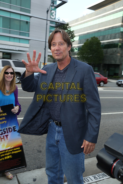 LOS ANGELES, CA - JULY 14: Kevin Sorbo at the special screening for the film, 'Alongside NIght' in Los Angeles, California on July 14, 2014. <br /> CAP/MPI/MPI86<br /> &copy;MPI86/MPI/Capital Pictures