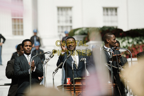 Andre Holland, David Oyelowo, Colman Domingo<br /> in Selma (2014) <br /> *Filmstill - Editorial Use Only*<br /> CAP/FB<br /> Image supplied by Capital Pictures