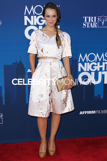 """HOLLYWOOD, LOS ANGELES, CA, USA - APRIL 29: Erin Cahill at the Los Angeles Premiere Of TriStar Pictures' """"Mom's Night Out"""" held at the TCL Chinese Theatre IMAX on April 29, 2014 in Hollywood, Los Angeles, California, United States. (Photo by Xavier Collin/Celebrity Monitor)"""