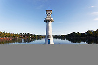 2019 09 17 Lego at Roath Park lake in Cardiff