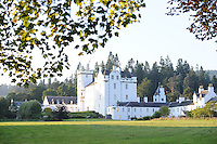 Blair Atholl, Scotland, UK. 8th September, 2015. Longines  FEI European Eventing Championships 2015, Blair Castle © Julie Priestley