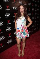 DORAL, FL - NOVEMBER 6: Ana Lucia Dominguez on the red carpet for Telemundo's season premiereofSenora Acero,La Coyote in CineBistro at City Place Doral, Florida. November 6, 2017. Credit: mpi140 / MediaPunch