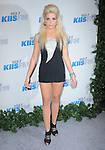 Cece Frey attends the 102.7 KIIS FM'S Jingle Ball 2012 held at The Nokia Theater Live in Los Angeles, California on December 01,2012                                                                               © 2012 DVS / Hollywood Press Agency