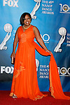 LOS ANGELES, CA. - February 12: Actress Chandra Wilson poses in the press room for the 40th NAACP Image Awards at the Shrine Auditorium on February 12, 2009 in Los Angeles, California.