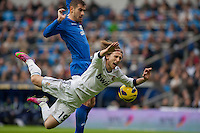 Penalty against Modric