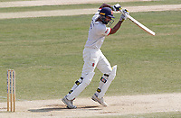 Varun Chopra of Essex in batting action during Essex CCC vs Surrey CCC, Bob Willis Trophy Cricket at The Cloudfm County Ground on 10th August 2020
