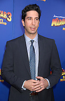 David Schwimmer at the NY premiere of Madagascar 3: Europe's Most Wanted at the Ziegfeld Theatre in New York City. June 7, 2012. © RW/MediaPunch Inc. NORTEPHOTO.COM