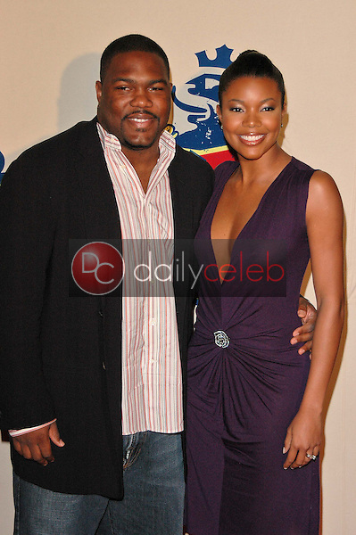 Chris Howard and Gabrielle Union