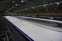 SCHAATSEN: HEERENVEEN: IJsstadion Thialf, 05-11-2015, Ver(nieuw)bouw, ©foto Martin de Jong