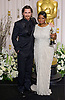 """OCTAVIA SPENCER AND CHRISTIAN BALE.Octavia Spencer was the winner of the Best Supporting Actress Award for her role in """"Help"""" at the 84th Academy Awards, Kodak Theatre, Hollywood, Los Angeles_26/02/2012.Mandatory Photo Credit: ©Dias/Newspix International..**ALL FEES PAYABLE TO: """"NEWSPIX INTERNATIONAL""""**..PHOTO CREDIT MANDATORY!!: NEWSPIX INTERNATIONAL(Failure to credit will incur a surcharge of 100% of reproduction fees)..IMMEDIATE CONFIRMATION OF USAGE REQUIRED:.Newspix International, 31 Chinnery Hill, Bishop's Stortford, ENGLAND CM23 3PS.Tel:+441279 324672  ; Fax: +441279656877.Mobile:  0777568 1153.e-mail: info@newspixinternational.co.uk"""