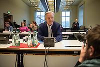 2015/12/11 Berlin | Staatsoper | Untersuchungsausschuss