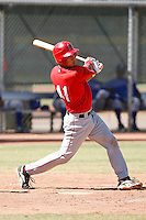 Roberto Lopez - Los Angeles Angels, 2009 Instructional League.Photo by:  Bill Mitchell/Four Seam Images..