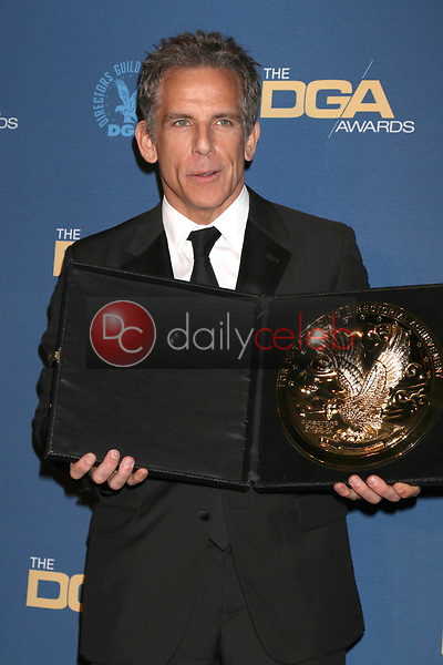 Ben Stiller<br /> at the 71st Annual Directors Guild Of America Awards Press Room, Dolby Ballroom, Hollywood, CA 02-02-19<br /> David Edwards/DailyCeleb.com 818-249-4998