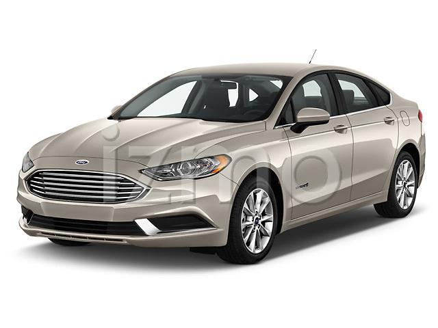 2017 Ford FUSION HYBRID SE 4 Door Sedan