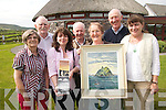 Preparations are being finalised for a very special Skelligs Art Weekend to celebrate the artistic talent of the region much of which has been forstered by the Cill Rialaig project who are supported the art event. .Pictured are the Ballinskelligs Tourism group who are organising the weekend.Back L-R Dominick O'Byrne, Chairperson Michael Quirke and Pat Coffey .Front L-R Shelia Burns, Caroline Cunningham, Anne Coffey and Mary Daly