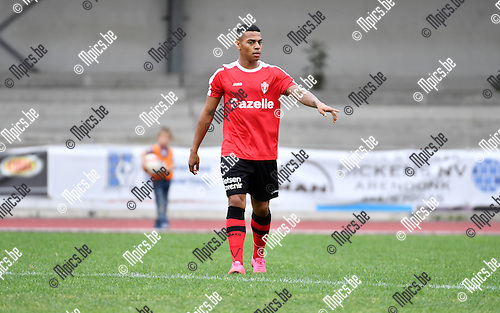 2016-07-30 / Voetbal / Seizoen 2016-2017 / TSV Lyra / Tom Cappan<br /> <br /> Foto: Mpics.be