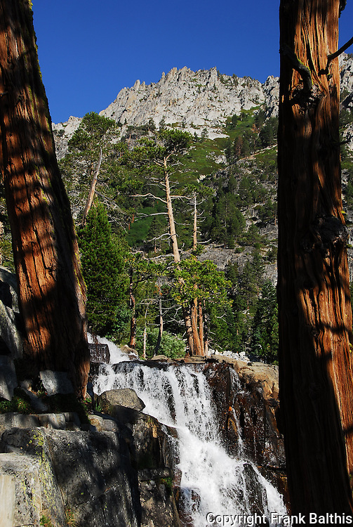 Eagle Falls near Emerald Bay
