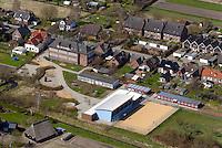 Schule Zollenspieker: EUROPA, DEUTSCHLAND, HAMBURG, BERGEDORF (EUROPE, GERMANY), 21.04.2013:Schule Zollenspieker