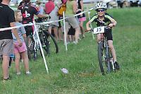 Short Track Mountain Bike Race #1, held in Louisville, Kentucky on May 29, 2013.  <br /> Photo &copy; Tom Moran/moranphoto.net