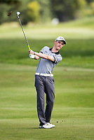 Dominic Brettkelly during the New Zealand Amateur Golf Championship at Russley Golf Course, Christchurch, New Zealand. Wednesday 1 November 2017. Photo: www.bwmedia.co.nz