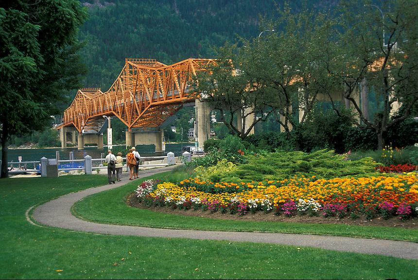 Lakeside Park, Nelson, BC