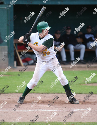 2007-09-15 / Baseball / Royal Greys - Mortsel Stars / Gert Rosiers (Royal Greys)
