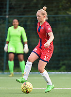 20170825 - WONDELGEM , BELGIUM : VV Alkmaar's Niekie Pellens   pictured during a friendly game between KAA Gent Ladies and VV Alkmaar  during the preparations for the 2017-2018 season , Friday 25 August  2017 ,  PHOTO Dirk Vuylsteke | Sportpix.Be