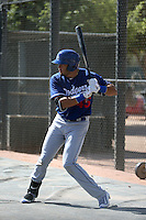 Edwin Rios - Los Angeles Dodgers 2016 spring training (Bill Mitchell)