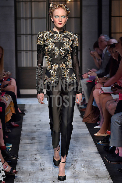 Schiaparelli<br /> Paris Haute Couture Fall Winter 2015 July 2015