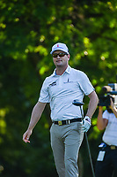 Zach Johnson (USA) watches his tee shot on 12 during round 2 of the Fort Worth Invitational, The Colonial, at Fort Worth, Texas, USA. 5/25/2018.<br /> Picture: Golffile | Ken Murray<br /> <br /> All photo usage must carry mandatory copyright credit (&copy; Golffile | Ken Murray)