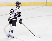 Mat Bodie (Union - 22) - The University of Minnesota-Duluth Bulldogs defeated the Union College Dutchmen 2-0 in their NCAA East Regional Semi-Final on Friday, March 25, 2011, at Webster Bank Arena at Harbor Yard in Bridgeport, Connecticut.