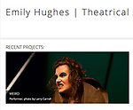 Emily Hughes Actress / performer