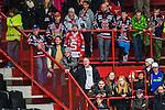 S&ouml;dert&auml;lje 2013-12-12 Ishockey Hockeyallsvenskan S&ouml;dert&auml;lje SK - Mora IK :  <br /> S&ouml;dert&auml;lje SK supportrar<br /> (Foto: Kenta J&ouml;nsson) Nyckelord:  supporter fans publik supporters