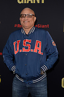 """LOS ANGELES - FEB 29:  Larry Wilmore at the """"Andre The Giant"""" HBO Premiere at the Cinerama Dome on February 29, 2018 in Los Angeles, CA"""