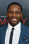 "Actor Kendrick Cross arrives on the red-carpet for Tyler Perry""s ACRIMONY movie premiere at the School of Visual Arts Theatre in New York City, on March 27, 2018."