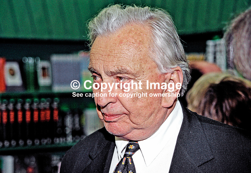 Gore Vidal, American author, novelist, playwright and essayist. Born 1925. 200005024. Taken during appearance at Hay Book Festival, Hay on Wye, UK..<br />