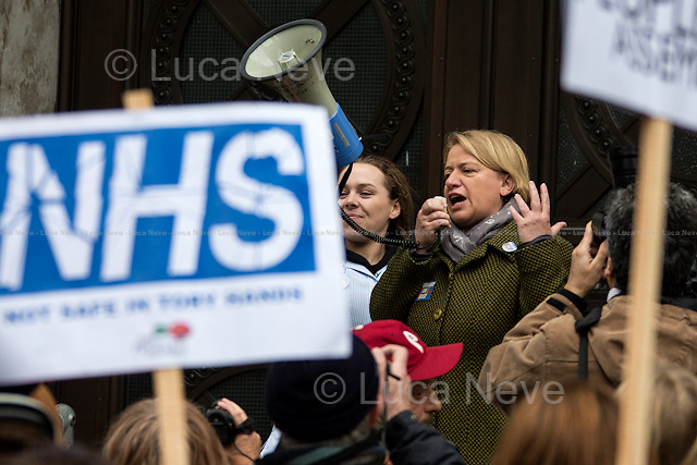 Natalie Bennett (British politician, Leader of the Green Party of England and Wales).<br />