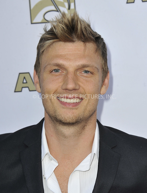 WWW.ACEPIXS.COM....April 17 2013, LA....Nick Carter arriving at the 30th Annual ASCAP Pop Music Awards at Loews Hollywood Hotel on April 17, 2013 in Hollywood, California......By Line: Peter West/ACE Pictures......ACE Pictures, Inc...tel: 646 769 0430..Email: info@acepixs.com..www.acepixs.com