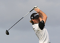 Christofer Blomstrand (SWE) on the 5th tee during Round 1 of the Bridgestone Challenge 2017 at the Luton Hoo Hotel Golf &amp; Spa, Luton, Bedfordshire, England. 07/09/2017<br /> Picture: Golffile | Thos Caffrey<br /> <br /> <br /> All photo usage must carry mandatory copyright credit     (&copy; Golffile | Thos Caffrey)