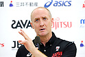 Basketball: Japan Women's national team press conference