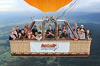 20160317 March 17 Hot Air Balloon Gold Coast