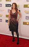 SANTA MONICA, CA - JANUARY 10: Melissa Leo arrives at the 18th Annual Critics' Choice Movie Awards at The Barker Hanger on January 10, 2013 in Santa Monica, California.