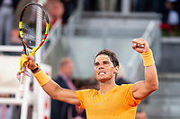 Spanish Rafa Nadal during Mutua Madrid Open 2018 at Caja Magica in Madrid, Spain. May 10, 2018. (ALTERPHOTOS/Borja B.Hojas) /NORTEPHOTOMEXICO