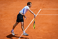 Paris, France, 02 June, 2018, Tennis, French Open, Roland Garros, Richard Gasquet (FRA)<br /> Photo: Henk Koster/tennisimages.com