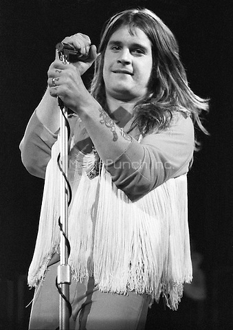 Black Sabbath pictured in 1973. Credit: Ian Dickson/MediaPunch