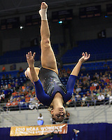 Women 2010 NCAA Gymnastics Championships hosted at the University of Florida in Gainesville, FL.  April 22nd, 2010.